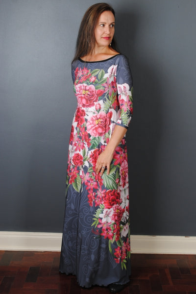 Kara Signature Maxi Dress
