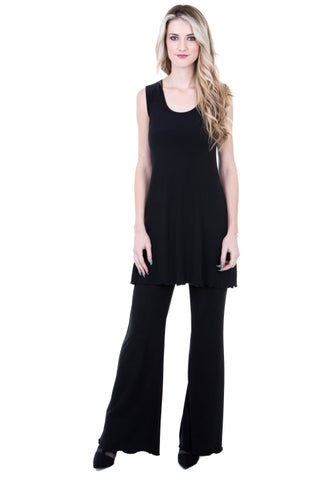 Basic Black Rosa Pants