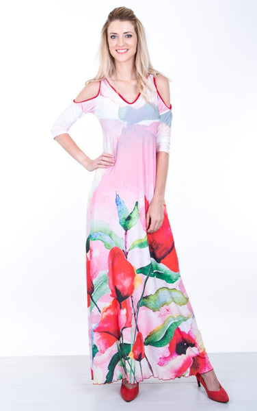 Poppy 2 Signature Maxi Dress