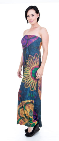 Suncatcher Signature Boobtube Maxi Dress