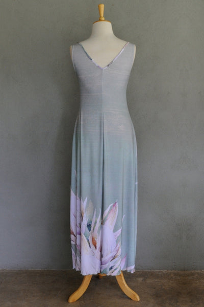 Signature Windmill Maxi Dress - Sleeveless