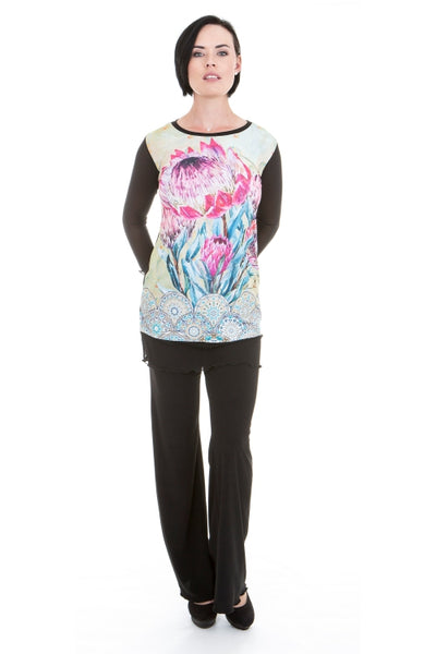 Signature Tunic with Trim No.8