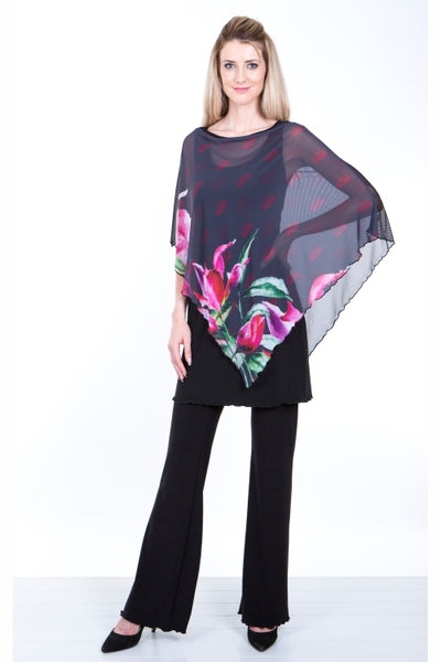 Signature Poncho No.19