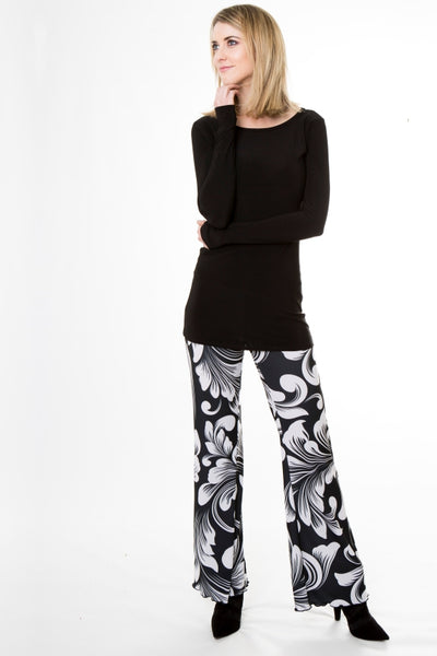 Signature Ornate Pants