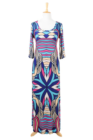 Corinne Signature Maxi Dress
