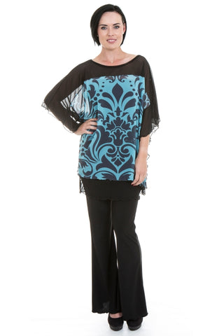 Signature Batwing Top No.3