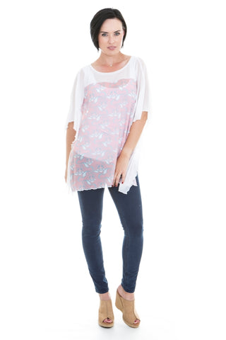 Signature Batwing Top No.6