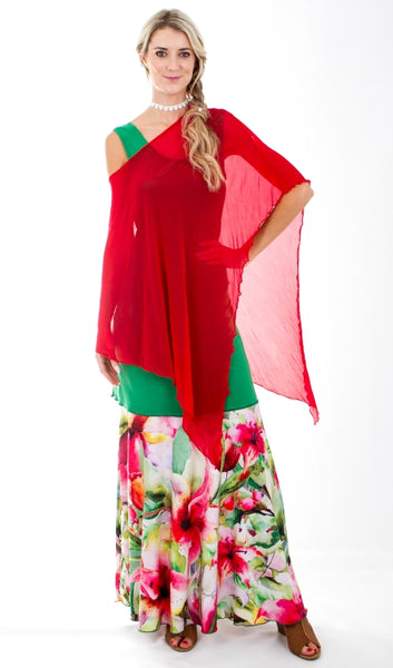 Signature Lily Maxi Skirt
