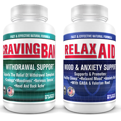 Craving Ban / Relax Aid Combo