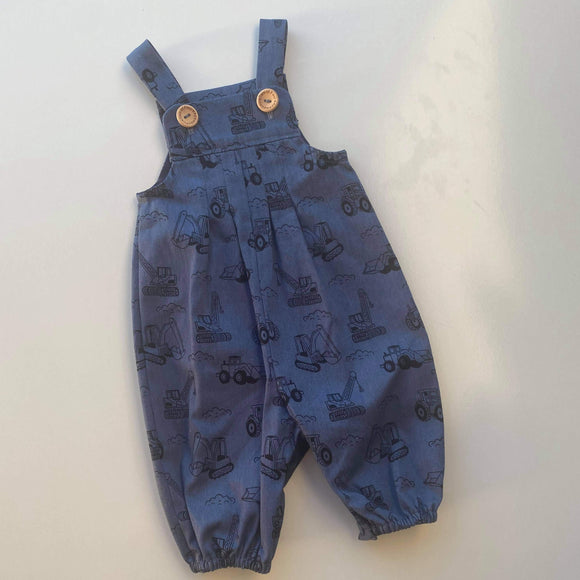 Connor Construction Overalls