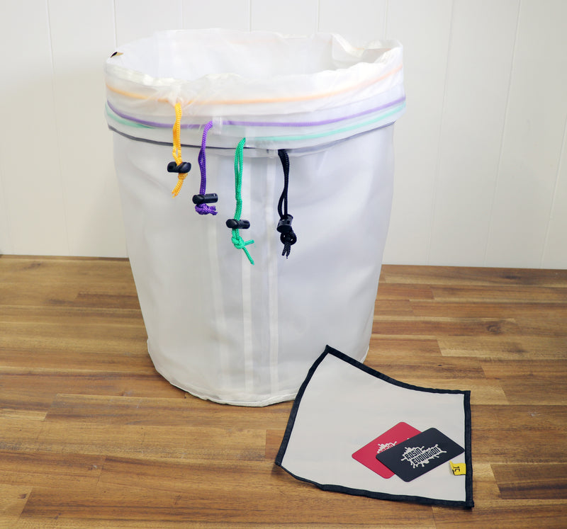 """Rosin Evolution"" Wash Bags  19 Litre  4 Bag Kit"