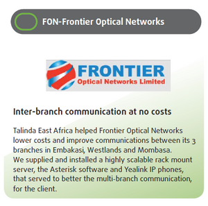 Inter - branch communication at no costs
