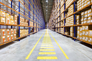 Smart Warehouse With the Internet of Things (IoT)