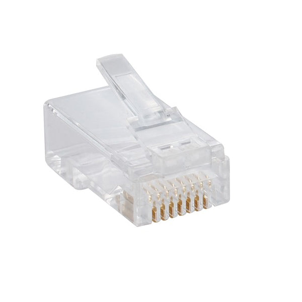 Dlink Cat6 FTP Modular RJ-45 Plug with Engraved D-Link Logo-(100pcs/bag)