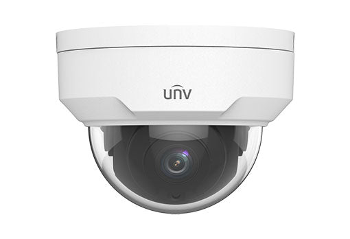 Uniview IPC325LR3-VSPF40-D 5MP IR Ultra 265 Outdoor Dome IP Security Camera
