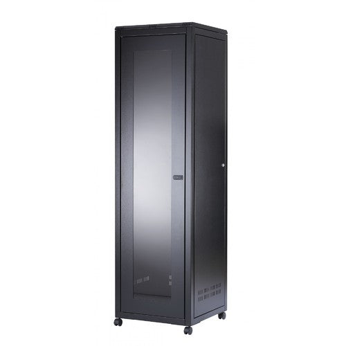 Giganet 42U Cabinet - 800 x 1000 x 2055mm (glass door)