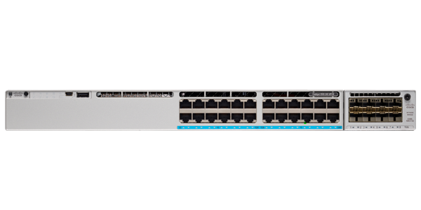Cisco  Catalyst C9300 24U (LAYER 3 ENTERPRISE Switch)