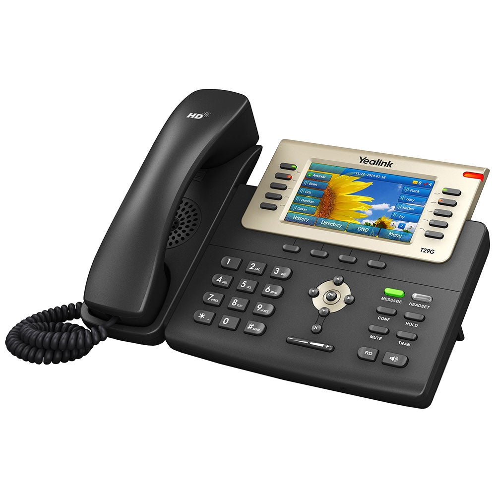 Yealink T29G Gigabit IP Phone