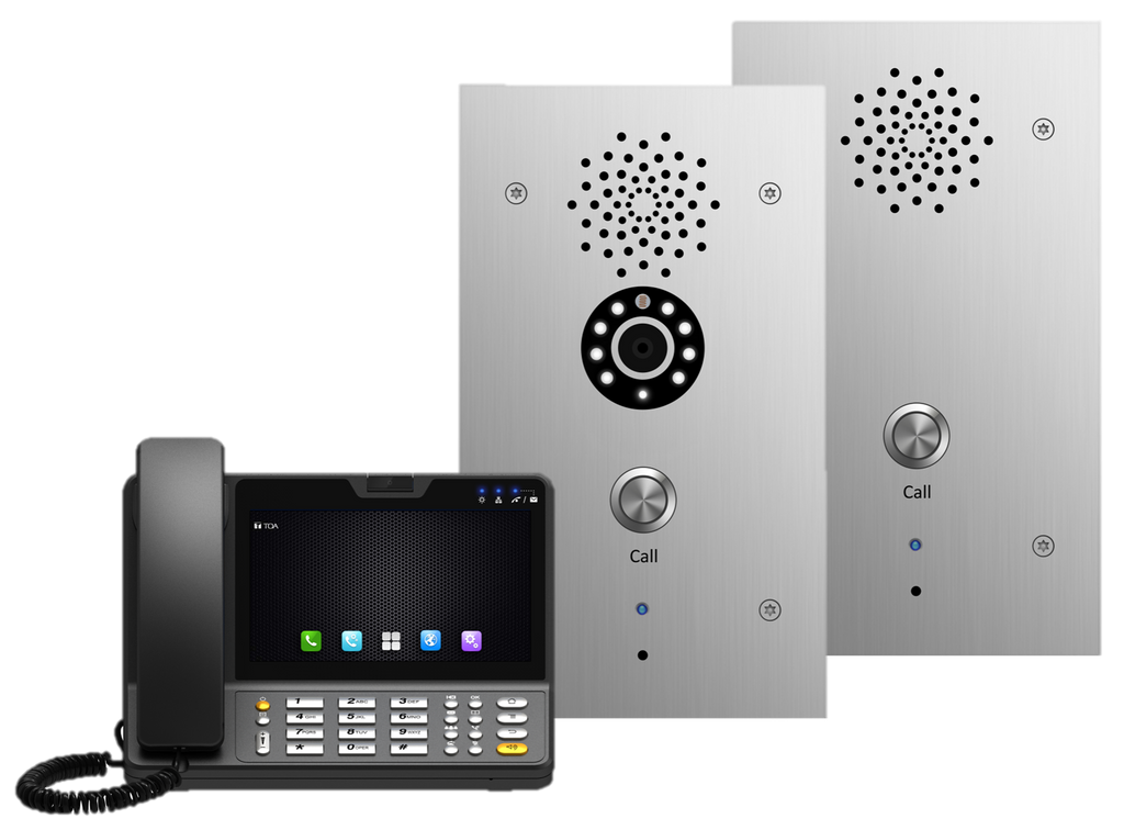 Escene security intercom series