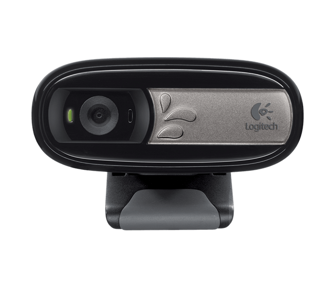 Logitech C170 USB HD WEBCAM