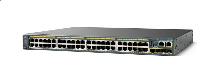 Cisco Catalyst 2960X-48FPS-L (Managed Switch)