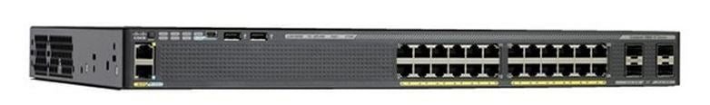 Cisco Catalyst 2960X-24PS-L (Managed Switch)