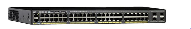 Cisco Catalyst 2960X-48LPS-L (Managed Switch)