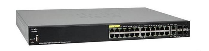 Cisco SG350-28MP (Managed Switch)