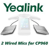 Yealink CPE90 Wired Microphone for CP960 Conference Phone