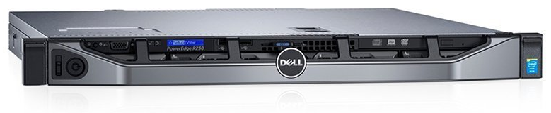 Dell Poweredge R230- Dell Server