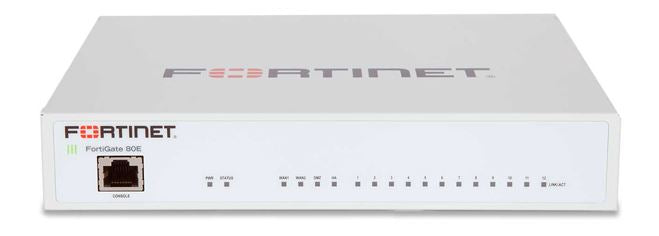Fortinet 80E Firewall