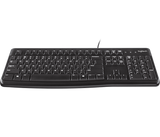 Logitech COMBO - LOGITECH Wired Keyboard & Mouse Combo MK120