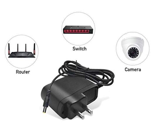 HD View Power Adapter 12 VDC