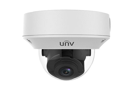 Uniview IPC3232ER-DV(VS)-C 2MP VF Vandal-resistant IR Dome Network Camera