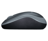 Logitech Mouse - LOGITECH Wireless Mouse M185 - Swift-Grey