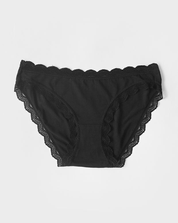 Men's Boxer Brief - Single Black