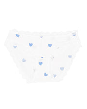 Blue Heart Knicker