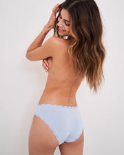Pale Blue Knicker