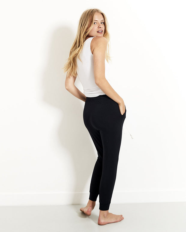 Essential Lounge Pant - Black