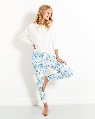 Lounge Pant - Periwinkle