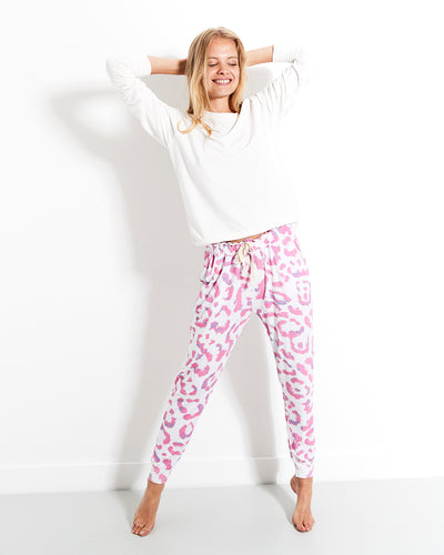 Lounge Pant - Persian Leopard