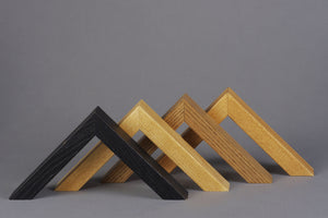 Natural hardwood Float Range - Picture Bloc