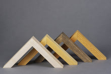 Natural hardwood Box Range - Picture Bloc