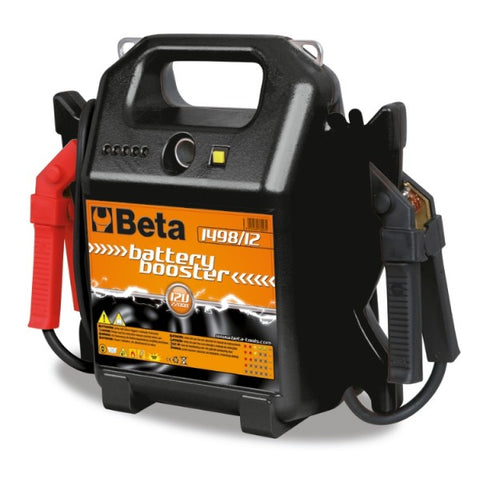 Beta 1498/12 Portable car starter, 12V