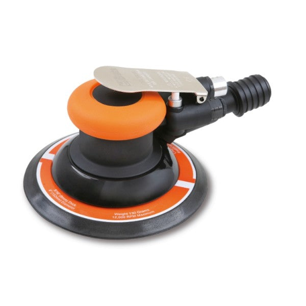Beta 1937 2.5 Roto-orbital palm sander, lubrication free, made from composite material - 12.000rpm