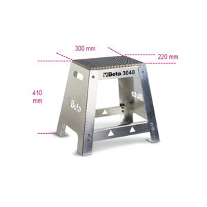 Beta 3048 Aluminium racing cross stand