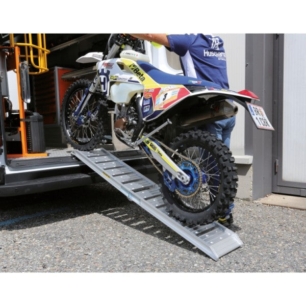 Beta 3057 Aluminium ramp for loading/unloading motorcycles