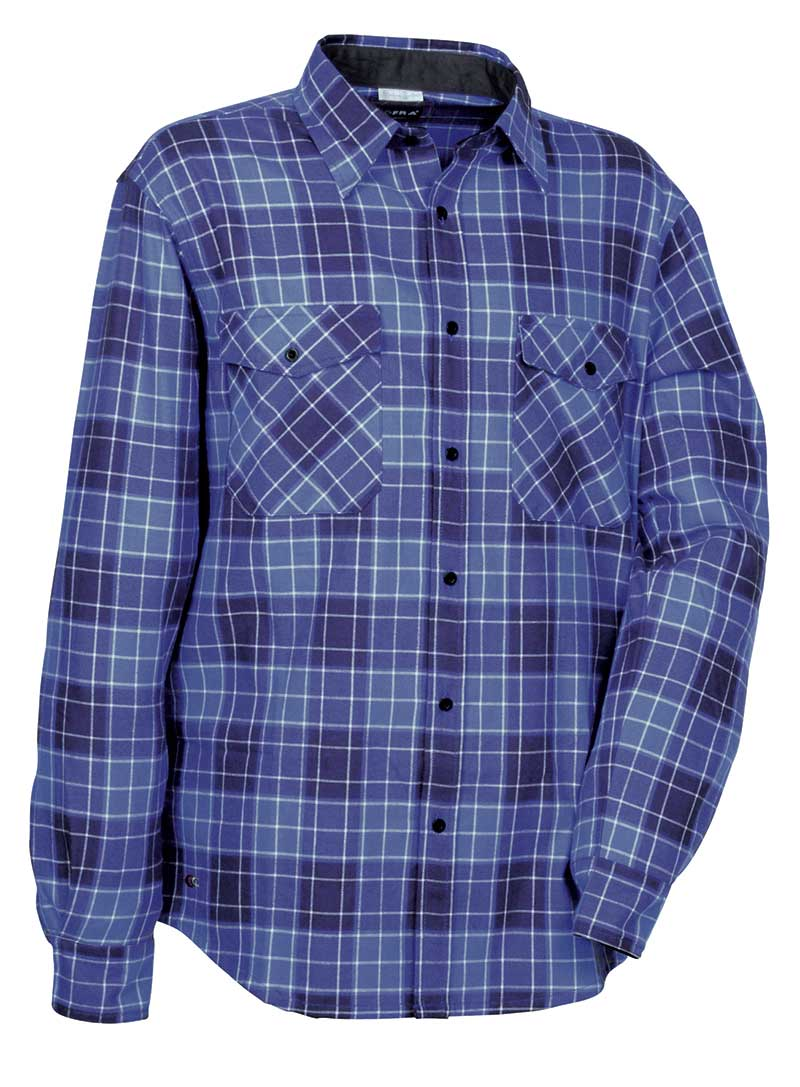 Cofra Piccadilly Cotton Flannel Shirt 190g