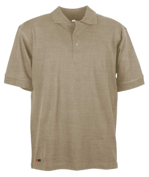 Cofra Giza Cotton Piquet Polo Shirt 180g, 5 Pieces