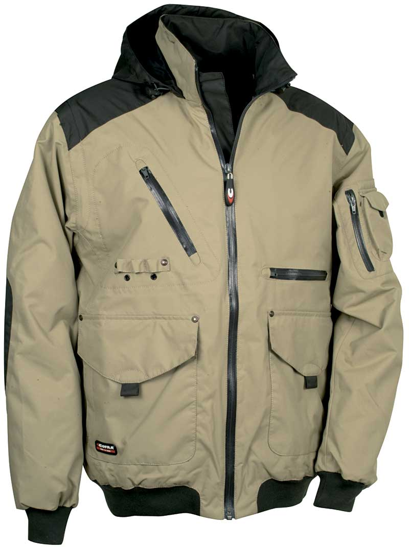 Cofra Motor Light Winter Jacket
